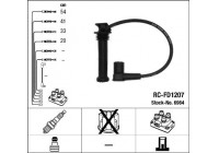 Kit de câbles d'allumage RC-FD1207 NGK