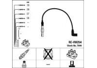 Kit de câbles d'allumage RC-VW254 NGK