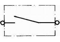 Interrupteur d'allumage/de démarreur 6JF 001 571-041 Hella