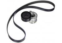 Jeu de courroies trapézoïdales à nervures Micro-V® Kit K026PK1203 Gates