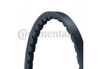 Courroie trapézoïdale AVX10X825 Contitech