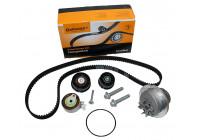 Pompe à eau + kit de courroie de distribution CT975WP3 Contitech