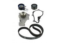 Pompe à eau + kit de courroie de distribution VKMA 03316 SKF