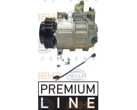 Compresseur, climatisation BEHR HELLA SERVICE *** PREMIUM LINE ***, Image 7