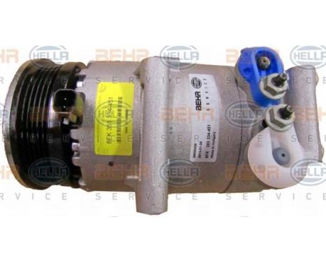Compresseur, climatisation BEHR HELLA SERVICE *** PREMIUM LINE ***, Image 17