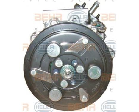 Compresseur, climatisation BEHR HELLA SERVICE *** PREMIUM LINE ***, Image 6