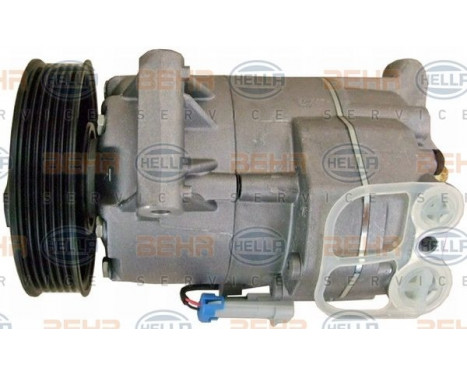 Compresseur, climatisation BEHR HELLA SERVICE *** PREMIUM LINE ***, Image 4