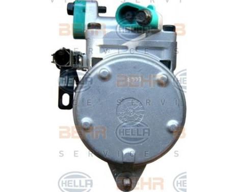Compresseur, climatisation BEHR HELLA SERVICE *** PREMIUM LINE ***, Image 8