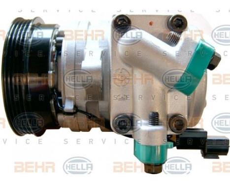 Compresseur, climatisation BEHR HELLA SERVICE *** PREMIUM LINE ***, Image 9