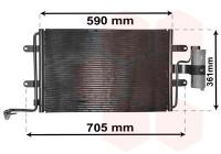 Condenseur, climatisation 03015130 International Radiators