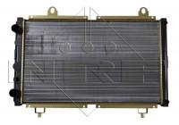Radiateur, refroidissement du moteur