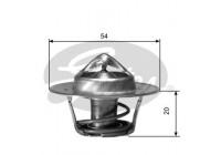 Thermostat d'eau TH00188G1 Gates