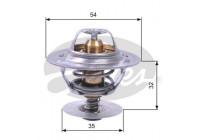 Thermostat d'eau TH11287G1 Gates