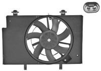 Ventilateur, refroidissement du moteur 1807746 International Radiators