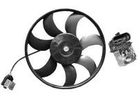 Ventilateur, refroidissement du moteur 3742744 International Radiators