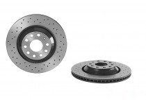 Remschijf Brembo Xtra (A)