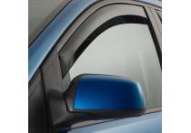 Zijwindschermen Dark voor Opel Corsa D/E 3 deurs 2006-