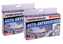 Voordeelpakket 1+1 Pingi auto-ontvochtiger 300gr