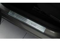 Instaplijst 'Exclusive' Toyota Yaris 2014- 4-delig
