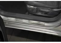Instaplijst 'Exclusive' Volkswagen Passat B8 Sedan/Variant 2014- 4-delig