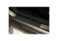 Universele Rubber instaplijsten (4-delig) 2x 95x6cm & 2x 50x6cm