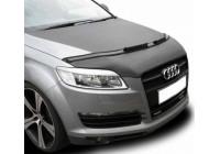 Motorkapsteenslaghoes Audi Q7 2006-2008 zwart