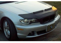 Motorkapsteenslaghoes BMW 3 serie E46 sedan/touring 2001-2005 zwart