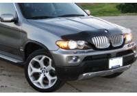 Motorkapsteenslaghoes BMW X5 2000-2006 zwart