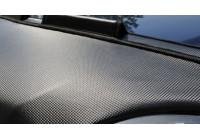 Motorkapsteenslaghoes Ford Fiesta VI 2002-2006 carbon-look