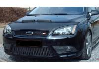 Motorkapsteenslaghoes Ford Focus II 2005-2008 zwart