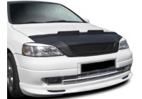 Motorkapsteenslaghoes Opel Astra G 1998-2003 zwart