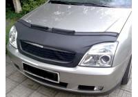 Motorkapsteenslaghoes Opel Vectra C 2002-2005 carbon-look