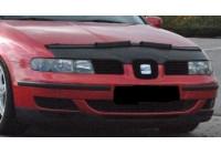 Motorkapsteenslaghoes Seat Leon/Toledo 1M 1999-2004 zwart