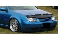 Motorkapsteenslaghoes Volkswagen Bora 1999-2005 zwart