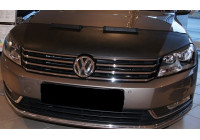 Motorkapsteenslaghoes Volkswagen Passat 2011- zwart
