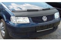 Motorkapsteenslaghoes Volkswagen Polo 6N2 1999-2002 zwart