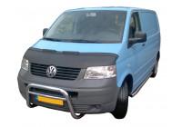Motorkapsteenslaghoes Volkswagen Transporter T5 2003-2008 zwart