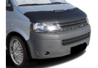 Motorkapsteenslaghoes Volkswagen Transporter T5 facelift 2010- zwart
