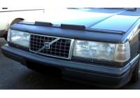 Motorkapsteenslaghoes Volvo 940 1991-1994 zwart