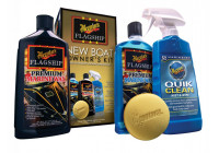 Meguiars Flagship New Boat Owners Kit