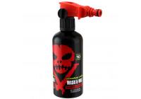 VooDoo Ride Wash & Wax inclusief foamer