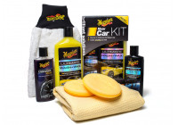 Meguiars New Car Kit (Ultimate Wash&Wax/Ultimate Wax/Endurance High Gloss/Accessoires)