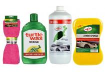 Turtle Wax pakket 'Wash & Wax'