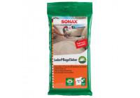 Sonax Leder verzorgingsdoeken - 10 stuks
