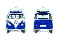 VW T1 Bus luchtverfrisser - Ocean, BLAUW