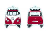 VW T1 Bus luchtverfrisser - Vanilla, RED