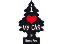 Luchtverfrisser Arbre Magique Black Pine