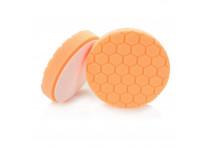 Hex Logic 5,5'' oranje Machine Pad (Heavy polishing)