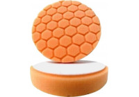 Hex Logic 5,5'' oranje Machine Pad (Heavy polishing)