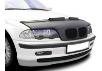 Motorkapsteenslaghoes BMW 3 serie E46 sedan/touring 1998-2001 zwart